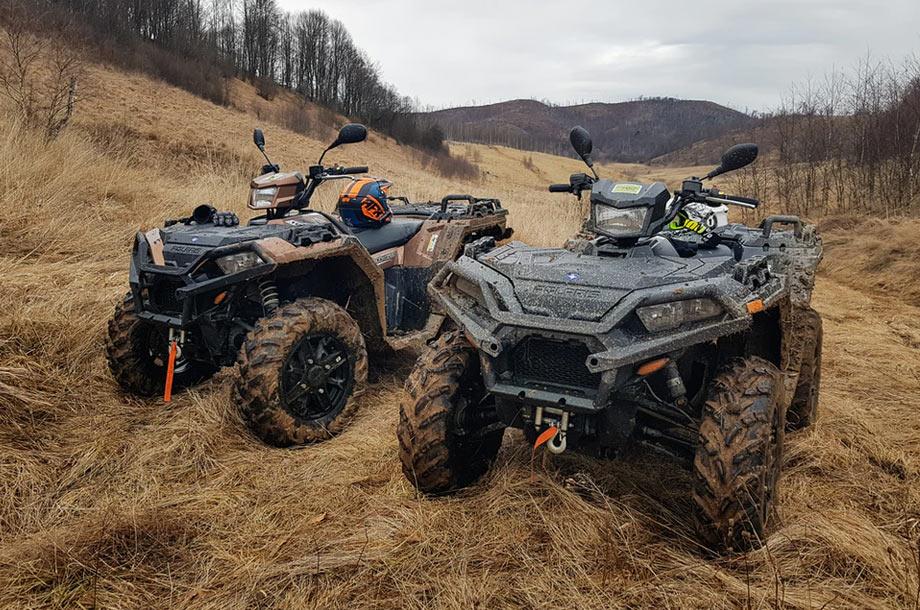 Two ATV four wheelers   ATV Insurance